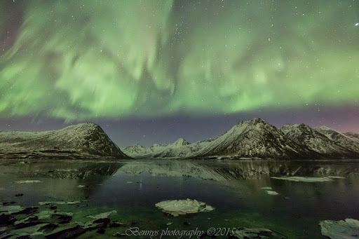 Northern Lights: Sky Scenes from Northern Norway
