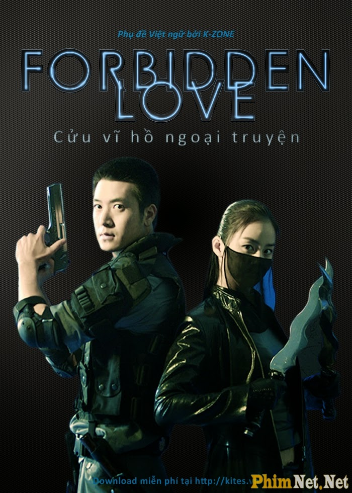 Phim Cửu Vĩ Hồ Ngoại Truyện - Forbidden Love - Wallpaper