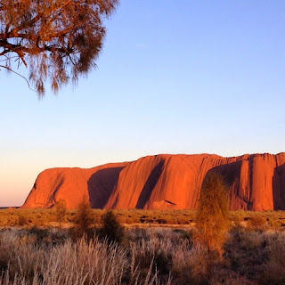 Uluru (Ayers Rock): Photo Essay