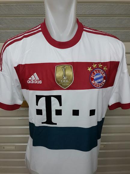 Jual Jersey Bayern Munchen Away 2015 Official