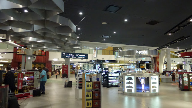 Sydney Airport Duty Free