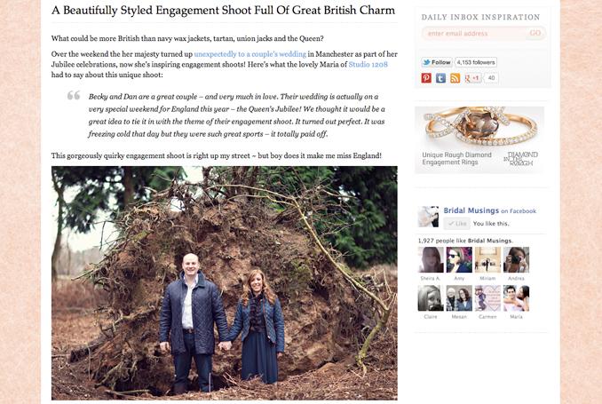 STUDIO 1208 engagement shoot