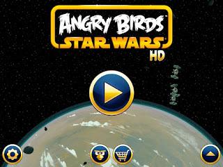 愤怒的小鸟-星战版