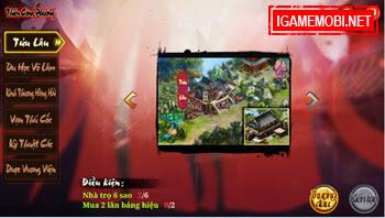 Game Kiếm Hiệp 2.7.0 phiên bản Danh Dương Tứ Hải 2