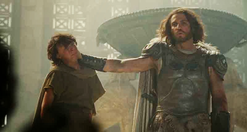 Single Resumable Download Link For Hollywood Movie Wrath Of The Titans (2012) In Hindi Dubbed