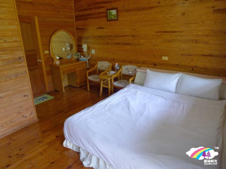 小木屋雙人房