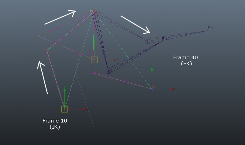 Maya Creating An Advanced FK Spine Rigging tutorials and