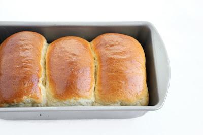 overhead photo of Hokkaido Milk Toast