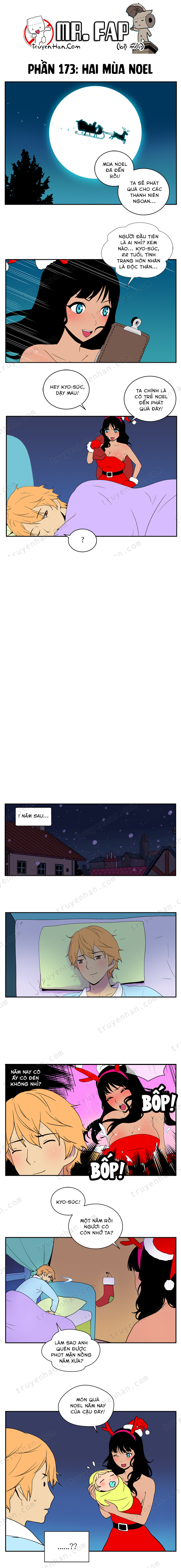 Mr. FAP (bộ mới) phần 173: Hai mùa Noel