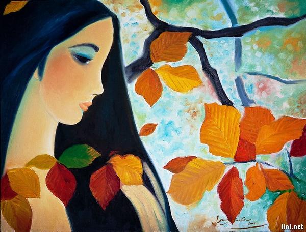 tình thơ mùa thu buồn