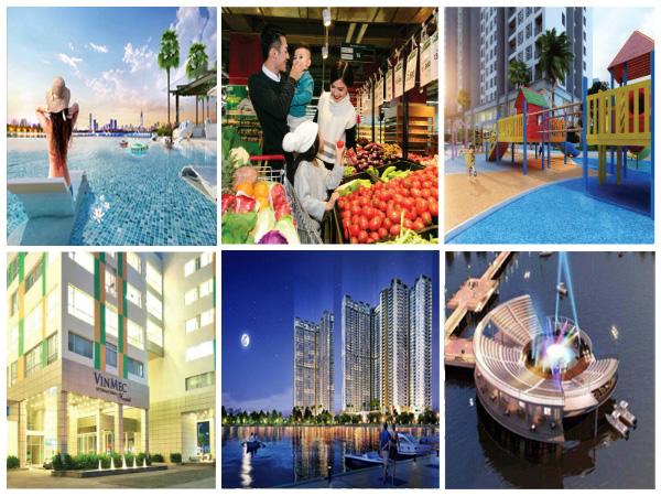Tiện ích dự án chung cư Vinhomes Skylake Phạm Hùng