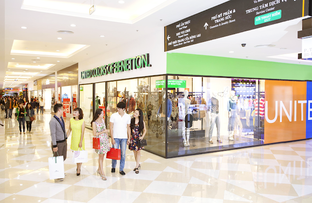 Trung tâm thương mại chung cư 108 Nguyễn Trãi