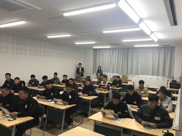Tuyển Quản lý thực tập sinh làm việc tại Nghiệp đoàn ở Hiroshima - XKLĐ Âu Việt