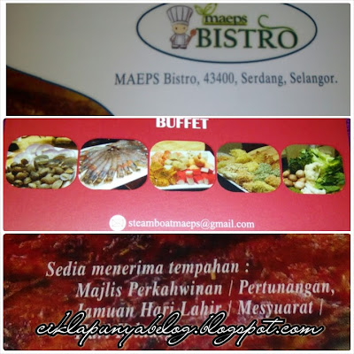 Maeps BISTRO - Steamboat Buffet.