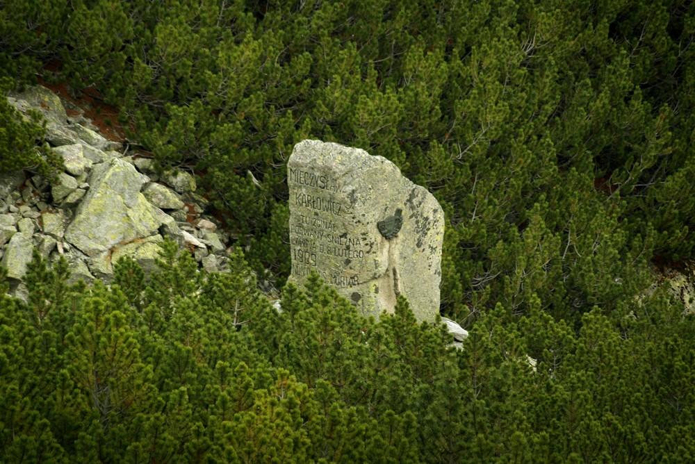 Kamień Karłowicza