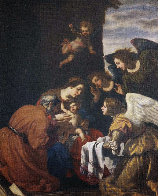Jacopo Vignali - Circumcision of Christ
