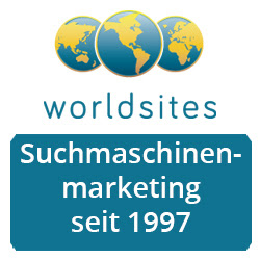 Worldsites GmbH logo
