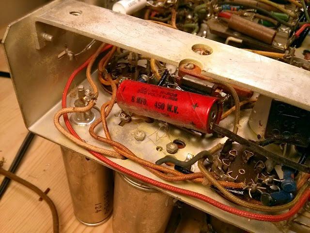 1934 RCA Victor 119 Antique Radio Repair Rain City Audio