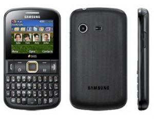 Samsung Samsung introduced Corby II