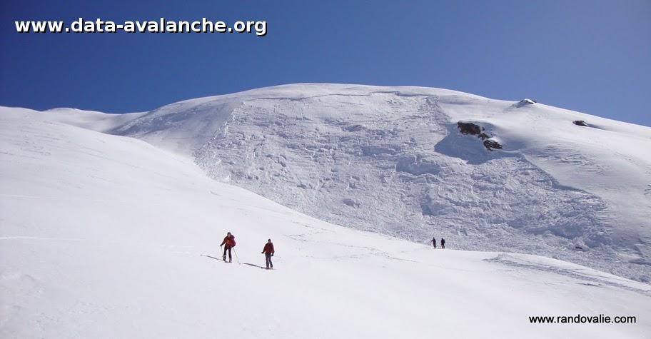 Avalanche Queyras, secteur Pic du Fond de Peynin, La Gardiole de l'Alp - Photo 1