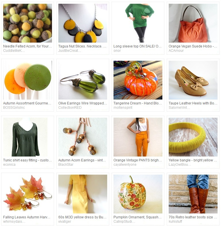 Autumn Harvest Treasury