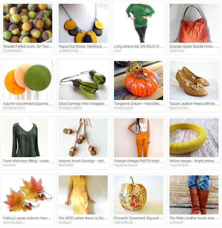 Autumn Harvest Treasury
