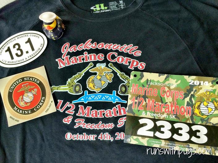 Race report marine corps half marathon 10 runs for Marine corps marathon shirt 2017