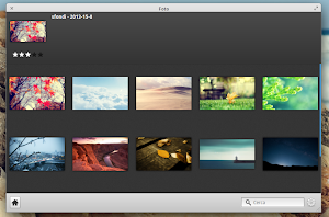 Foto in elementary OS