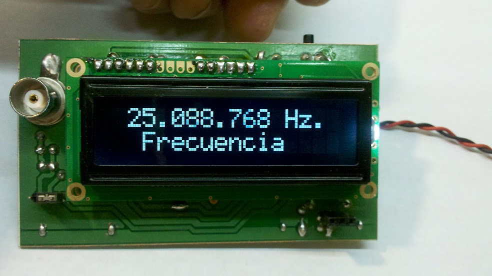 Frecuencímetro
