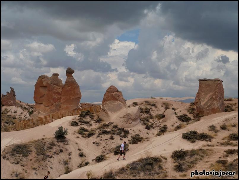 Valle de Devrent Capadocia