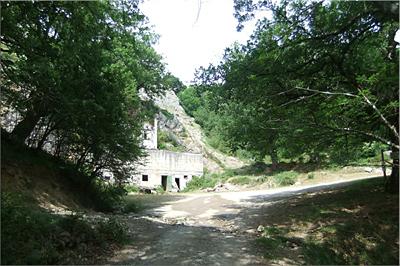Antigua cantera