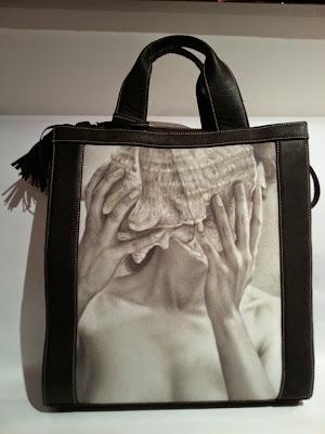 Bolso de arte, pieza exclusiva