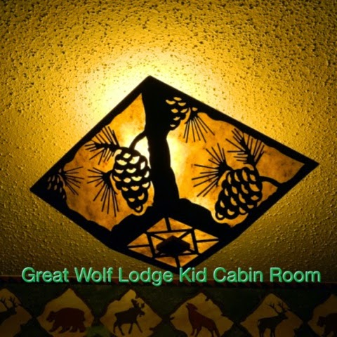 The nifty thrifty family great wolf lodge for Nifty family
