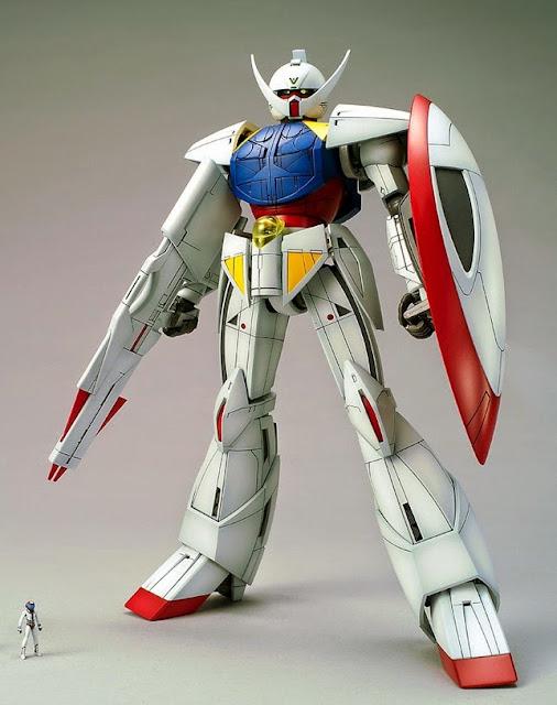 Mô hình lắp ghép WD-M01 Turn A Gundam tỷ lệ MG 1/100