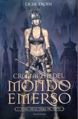 Licia Troisi – Le cronache del mondo emerso- Nihal Della Terra Del Vento (2004 ) Ita