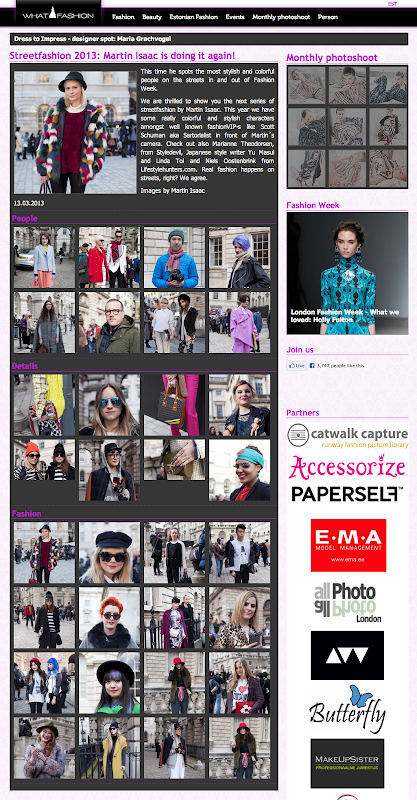 Streetfashion 2013 on WAF