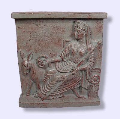 Goddess Vesta Image