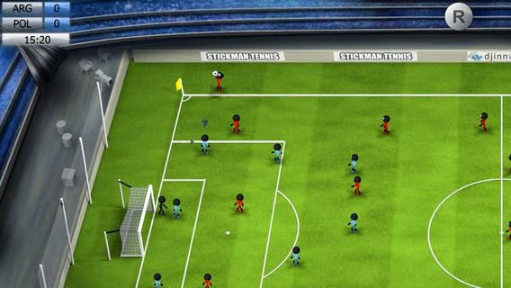 Stickman Soccer 2014 v1.0