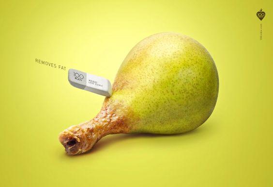 Реклама клиники по снижению веса