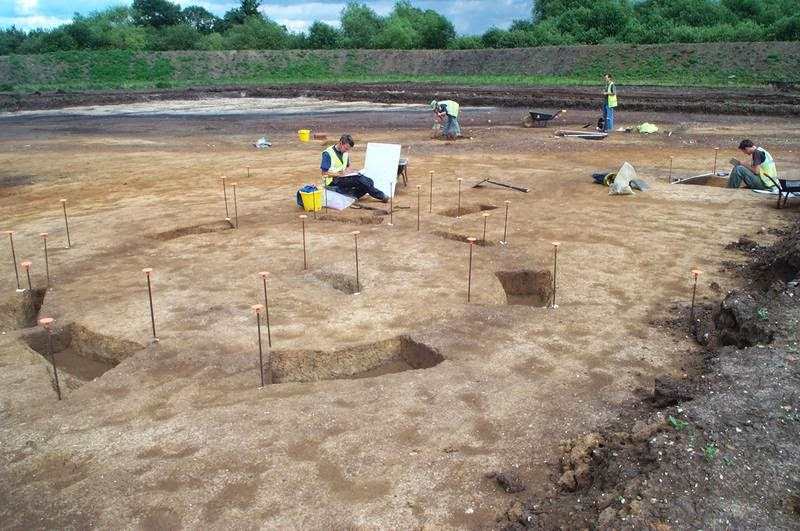 UK: Kingsmead Quarry finds declared 'treasure'
