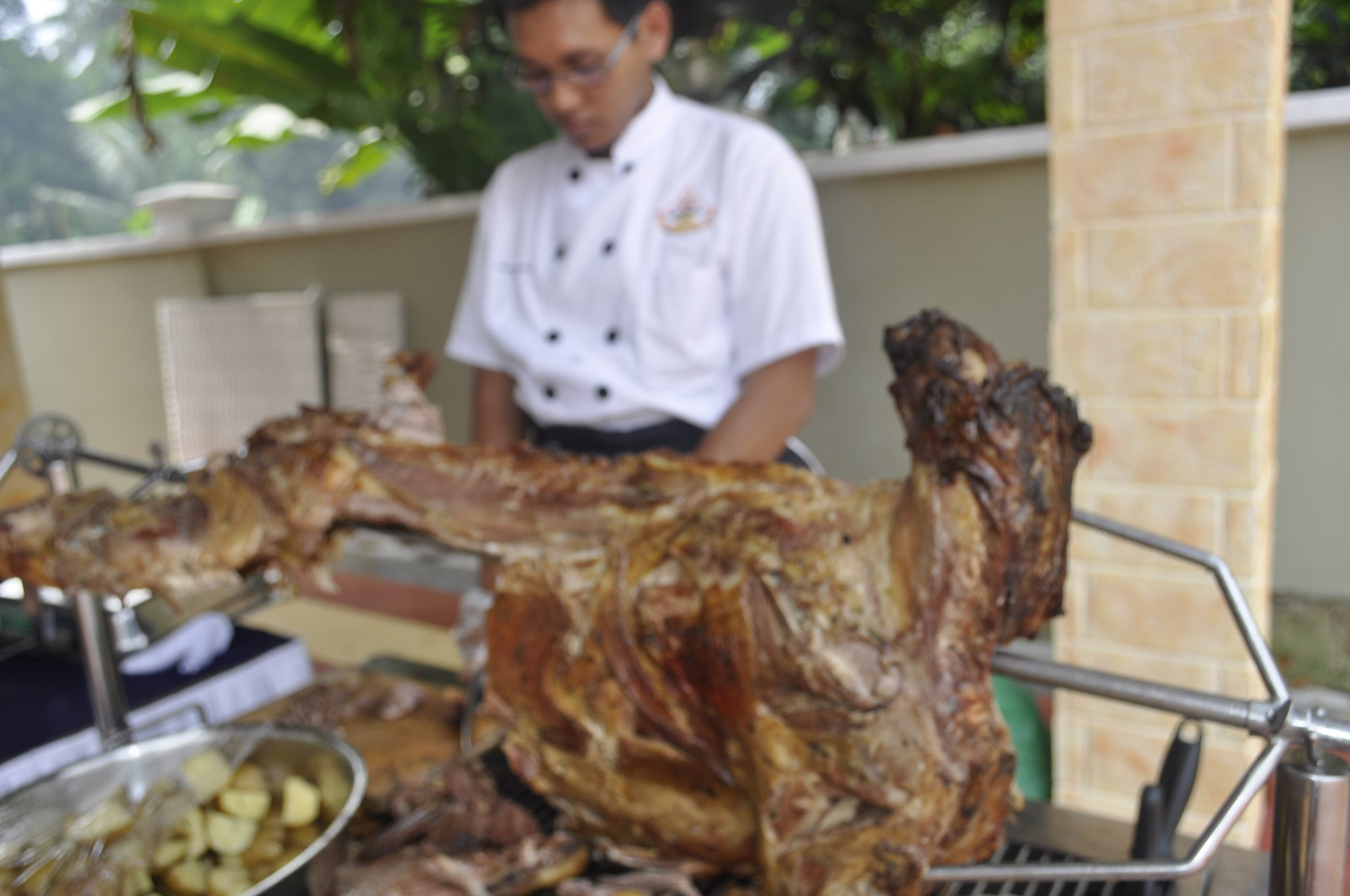 Bangi Flaming Bbq Product Pakej Kambing Aqiqah Basic