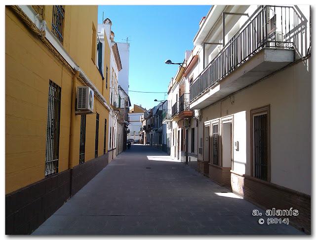 Calle Fernán Caballero