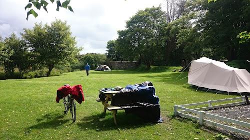 Tobermory Campsite at Tobermory Campsite