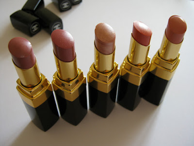 rouge+coco+shine+klein+gesamt CHANEL   Rouge Coco Shine / Bilder, Infos, Swatches.....