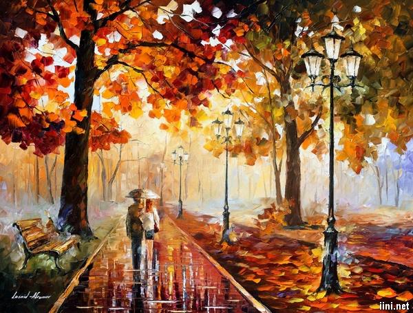 thơ nhớ mùa Thu xưa khi còn bên nhau