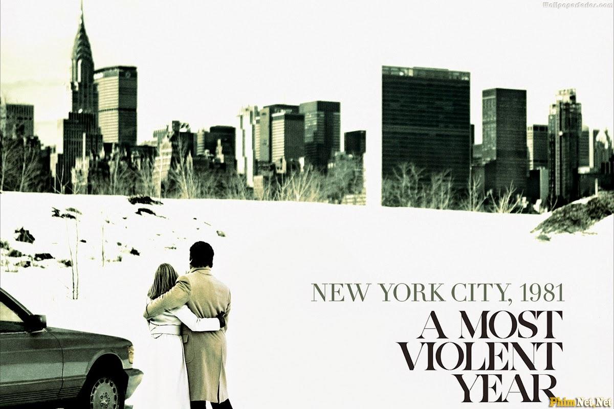 Xem Phim Năm Bạo Lực Nhất - A Most Violent Year - Wallpaper Full HD - Hình nền lớn