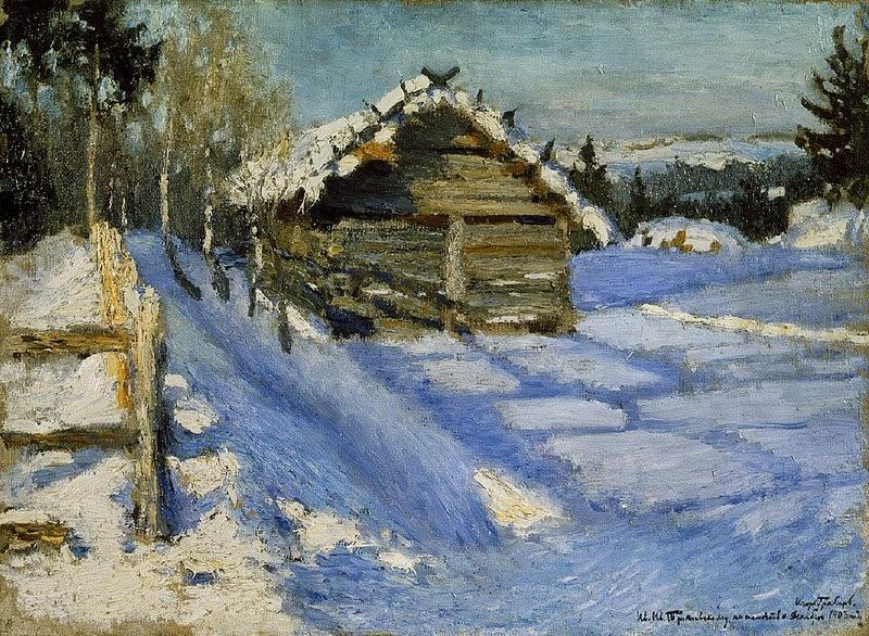 Igor Grabar - Winter