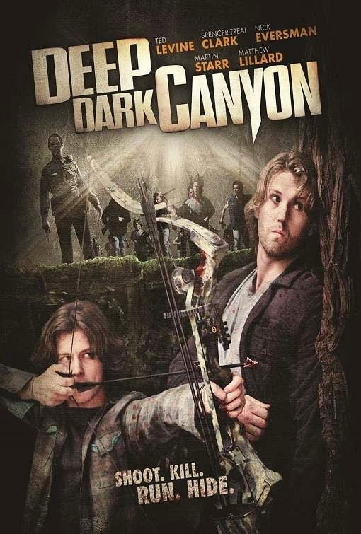 Poster Of English Movie Deep Dark Canyon (2013) Free Download Full New Hollywood Movie Watch Online At Alldownloads4u.Com