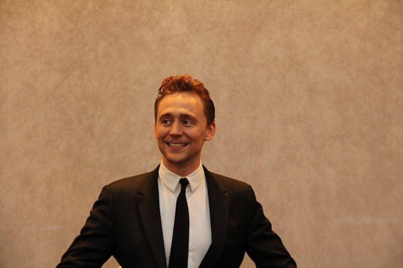 Tom Hiddleston Interview #ThorDarkWorldEvent #FreeLoki