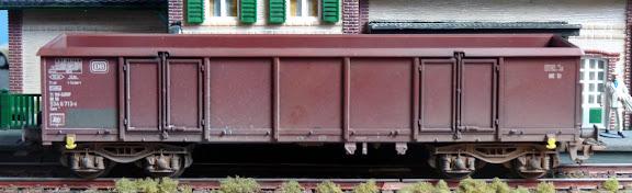 Märklin 00760-06: Lange hogeboordwagen